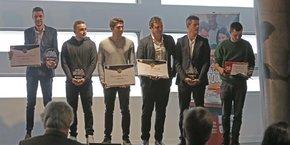 Les lauréats de cette 3e édition