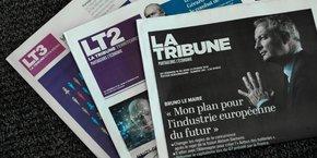 La nouvelle formule de La Tribune est en kiosque depuis ce vendredi 15 février.