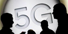 En France et en Europe, certains redoutent que les équipements 5G de Huawei soient utilisés à des fins d'espionnage pour le compte de Pékin.