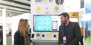 Sofi Groupe, sous sa marque SMAAART, participe pour la 1e fois au MWC