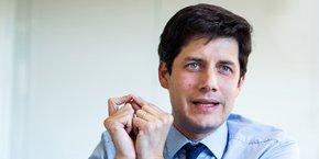 Le ministre de la Ville et du Logement Julien Denormandie.