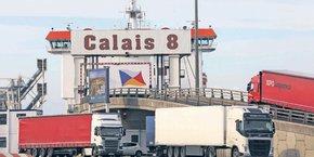 Le modèle économique des opérateurs transmanche Calais-Douvres dépend de la fluidité et du chemin le plus court.