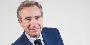 Marc Pigeon, président de Build Europe.