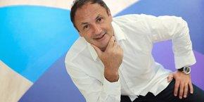 Ludovic Le Moan, dirigeant de Sigfox et président du jury national 2019, pour la deuxième année consécutive.