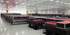 Le système ELI-NP a enregistré ses premières impulsions d'une puissance de 10 pétawatts