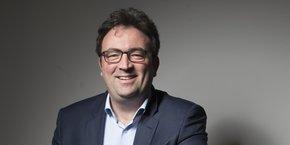 Laurent Duray, président de Lim Group