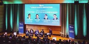 L'édition 2019 du Forum Santé Innovation se tenait au Corum de Montpellier