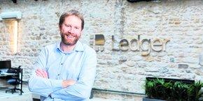Eric Larchevêque, cofondateur de la startup berrichonne Ledger.