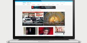 Lancée en 2017, la plate-forme actu.fr agrège 84 médias hyperlocaux