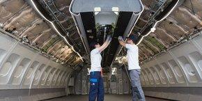 La filière aéronautique a perdu 4.900 emplois en Haute-Garonne en 2020.