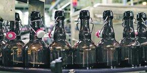 Pour augmenter la capacité de production, la brasserie Castelain a investi 7 millions d'euros en cinq ans.