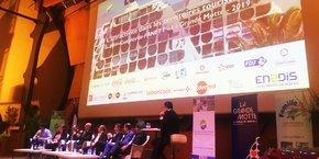 Le 89e congrès de l'Association Nationale des Élus des Territoires Touristiques se déroulait à La Grande Motte
