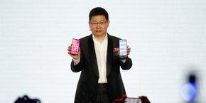 Le 26 mars dernier, Huawei a présenté son dernier né, le P30, au Parc des expositions de Paris.