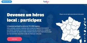 Depuis sa création en 2012, la plateforme Tudigo a permis à 1300 entreprises de collecter 17 millions d'euros.