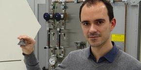 Grâce à sa technologie, l'entreprise Norimat façonne des matériaux plus rapidement, moins chers et plus résistants.