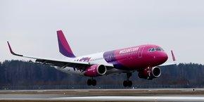 Wizz air se voit prosperer malgre un marche europeen difficile