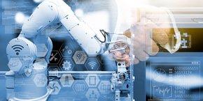 Asystom conçoit des balises connectées pour la gestion des parcs de machines industrielles.