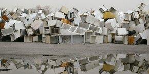 Il n'existe que 500 décharges pour les 10 millions de tonnes de déchets du BTP