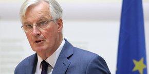 Michel Barnier a informé dimanche soir à Bruxelles les 27 ambassadeurs de l'UE de l'avancée de ses discussions avec le Royaume-Uni.