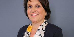 Catherine Baldo , Directrice Innovation et Service Clients de la BPS