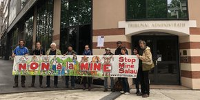 Les opposants à la réouverture de la mine de Salau ont porté recours contre le permis de recherches accordé à Variscan Mines, par le préfet de l'Ariège.