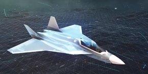 Le président de la République Emmanuel Macron et la ministre des Armées Florence Parly vont dévoiler lundi une maquette du SCAF à l'échelle 1 sur un stand commun Airbus/ Dassault Aviation.