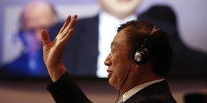 D'après Ren Zhengfei, Huawei retrouvera « en 2021 », sa « vitalité afin de servir l'humanité ».