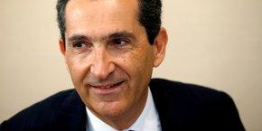 Patrick Drahi, le fondateur et propriétaire d'Altice USA et d'Altice Europe.