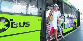 La fréquentation des bus est en nette hausse, en semaine comme le week-end.