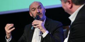 Emmanuel Mouton devient président du cluster Digital 113.