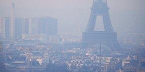 En Ile-de-France, où le trafic routier est estimé en baisse de 80-90%, les conditions météorologiques des premiers jours de confinement, conjuguées à un maintien ou à une augmentation de certaines activités, ont en revanche limité la diminution  des concentrations en oxyde d'azote (NOx) à 30%.