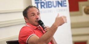 Ludovic Le Moan était l'invité de la Matinale de La Tribune le 4 juillet 2019.