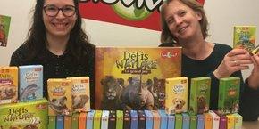 Bioviva a écoulé plus de 600 000 jeux Défis Nature en un an