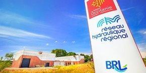 Concessionnaire du réseau régional, BRL prévoit d'investir 50 M€ d'ici 2025
