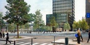 La tour To-Lyon sera livrée à la fin de l'année 2023