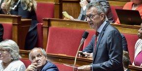 Jean-Luc Lagleize est député (MoDem) de la Haute-Garonne et président de la commission de l'aménagement et de la politique foncière de Toulouse Métropole.