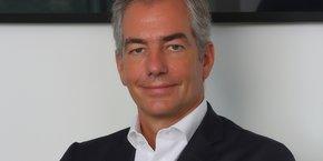 Hugues Foulon, le directeur exécutif de la stratégie et des activités de cybersécurité d'Orange.