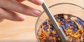 Spécialiste de l'innovation santé et bien-être, Aromandise développe une large gamme de produits, dont un concept de paille à thé