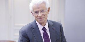 Didier Kling est également président de la chambre de commerce et d'industrie (CCI) de Paris Ile-de-France.