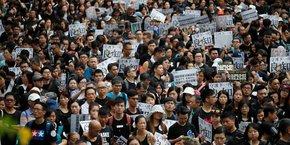 Les manifestants pro-démocratie se préparent à un grand rassemblement dimanche 18 août.