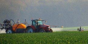 Atmo Occitanie mesuré la concentration des pesticides dans l'air en Occitanie.