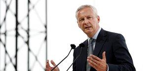 Le ministre français des Finances, Bruno Le Maire, a annoncé sans détour à l'OCDE que la France n'autoriserait pas le développement du Libra sur sol européen.