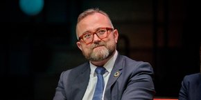 Christophe Itier, haut-commissaire à l'Économie sociale et solidaire et à l'Innovation sociale.
