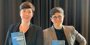 Alexia Audevart et Magaly Alonzo, deux expertes toulousaines des données, décryptent les mécanismes scientifiques derrière l'intelligence artificielle et les neurosciences.