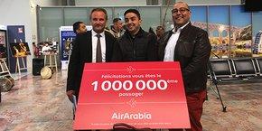 Air Arabia Maroc vise les 200 000 passagers à l'aéroport de Montpellier en 2020.