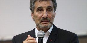 Mohed Altrad, capitaine d'industrie, dirigeant du club de rugby de Montpellier et nouvellement investi en politique...