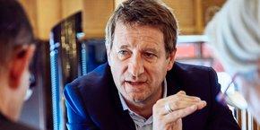 Yannick Jadot, eurodéputé Europe Écologie-Les Verts (EELV).