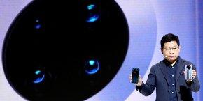 Richard Yu, le patron de la division Grand public de Huawei, n'a pas précisé dans quels pays européens la série Mate 30 sera disponible.