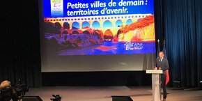 Edouard Philippe, intervenant le 19 septembre au congrès de l'APVF