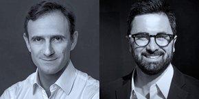Olivier Sichel et Arno Pons, Digital New Deal Foundation